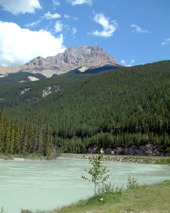 Yoho National Park, off Highway 1, Banff to Revelstoke
